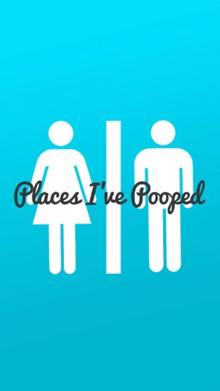 Places I've Pooped