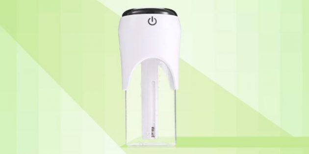 Увлажнитель воздуха для автомобиля