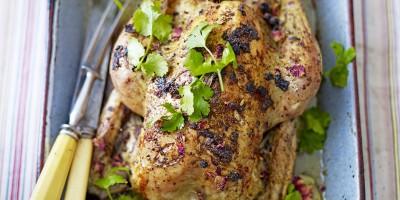 Что приготовить на ужин: жареная курица по-мароккански