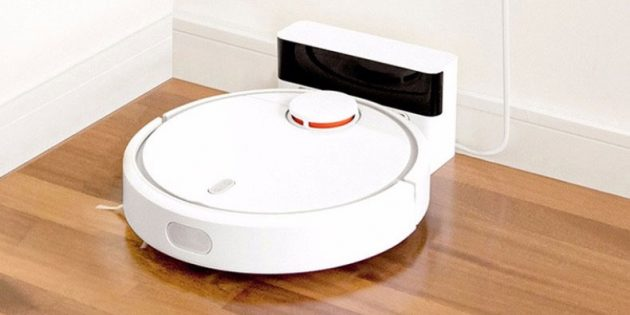 Робот-пылесос Xiaomi Mi Robot Vacuum 1st Generation