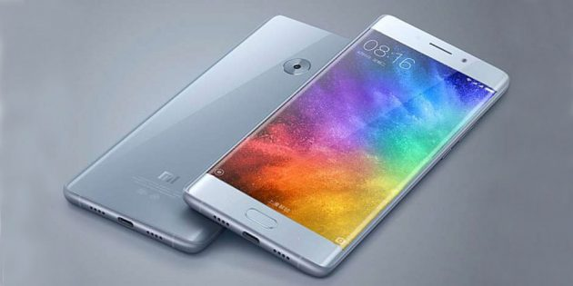 Смартфон Xiaomi Mi Note 2, 64 ГБ