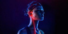 Meizu представила беспроводные наушники с яркой неоновой подсветкой