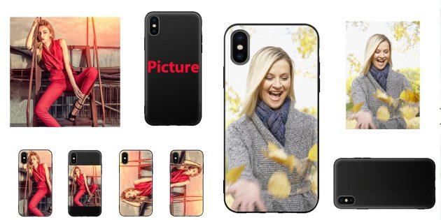 Лучшие чехлы для iPhone: Чехол с вашей фотографией