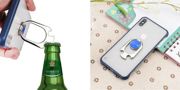 Лучшие чехлы для iPhone: Чехол с открывалкой