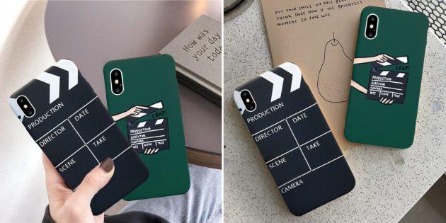 Лучшие чехлы для iPhone: Киночехол