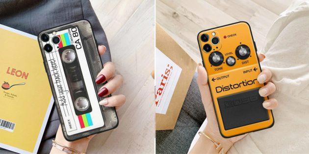 Лучшие чехлы для iPhone: Ретро-чехол