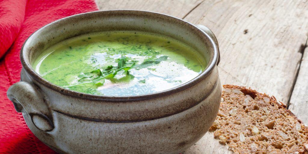Как делается крем суп
