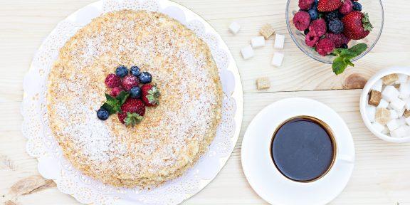 10 тортов без выпечки, которые не отличишь от печёных