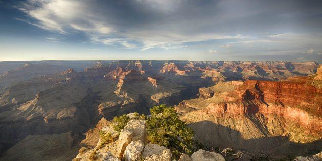 Большой каньон, США