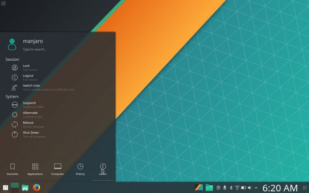 Дистрибутив Linux для тех, кто хочет иметь новейшее ПО, — Manjaro