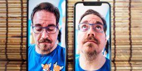 Как снимать портретные фото с размытием фона в Instagram