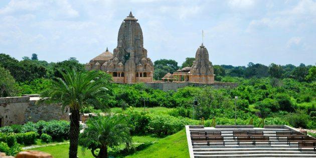 Читторгарх, Индия