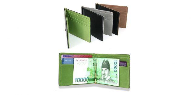 Кошелёк для кредитных карт