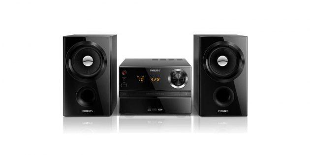 Музыкальная система Philips MCM1350