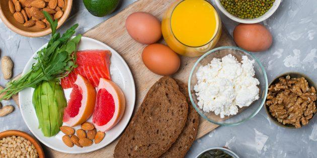Что можно есть на высокобелковой диете