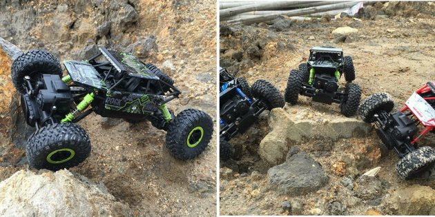 RC Car 4WD