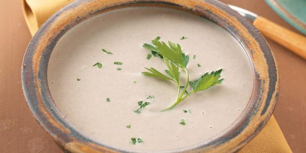 10 крем-супов с нежным сливочным вкусом— Лайфхакер