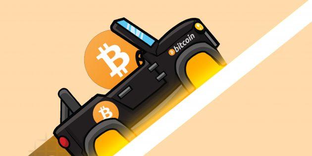 Crypto Rider — увлекательная мобильная аркада для фанатов криптовалют