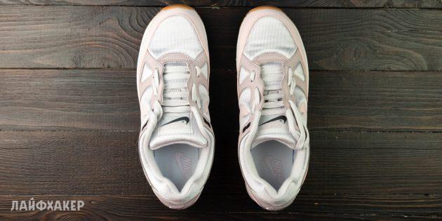 Шнуровка кроссовок для походов