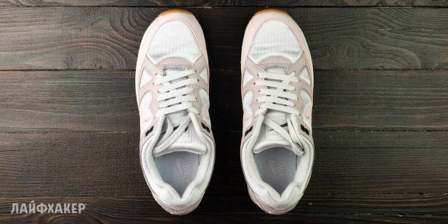 Как зашнуровать кроссовки и кеды: молния