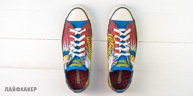 Как шнуровать кроссовки и кеды: шнуровка с узлами