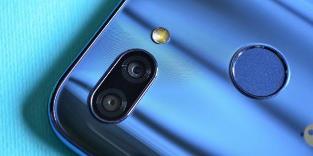 iLA Silk: камера