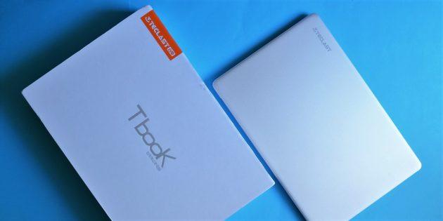 Teclast F7. Упаковка