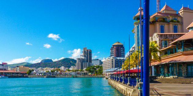 Куда поехать в мае: Порт-Луи, Маврикий