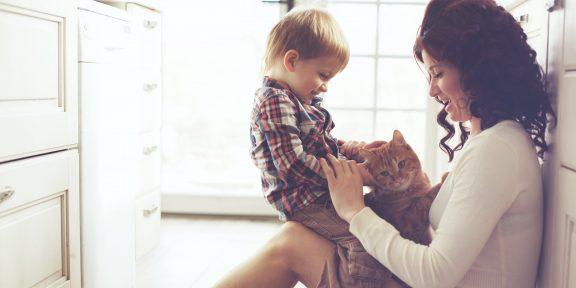 20 вещей, которые нужно сказать сыну до того, как он повзрослеет