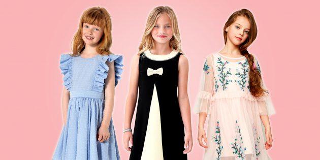 Для настоящих принцесс: 30 детских платьев на выпускной с AliExpress и не только