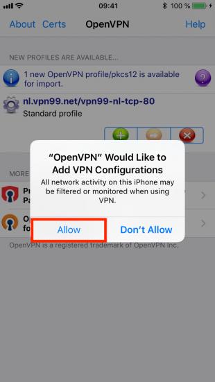 Обход блокировок с VPN