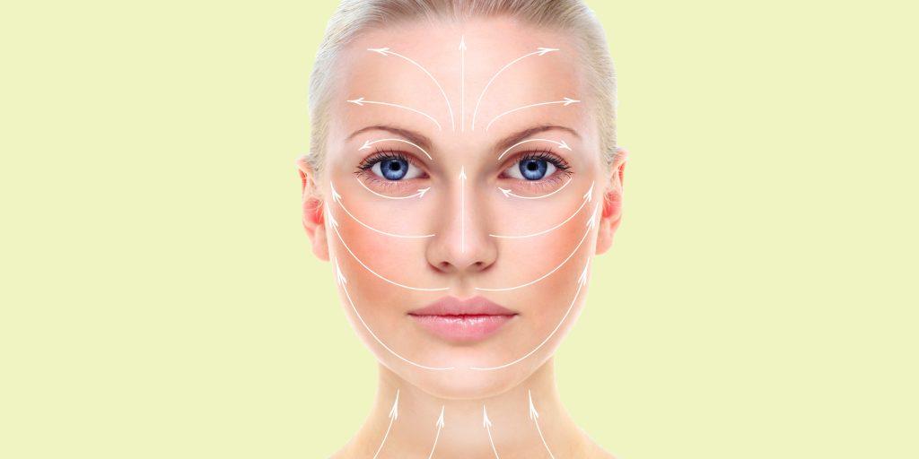 Моделирующий массаж лица - Мануальный и моделирование лица