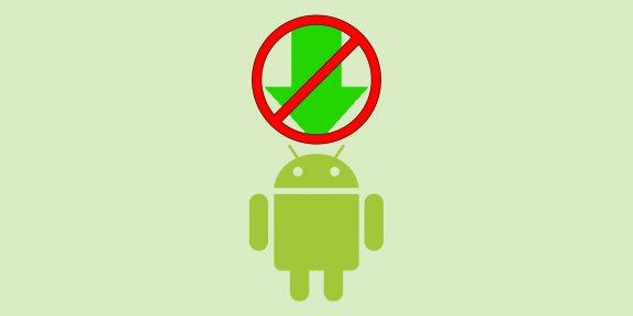 Как отключить автообновление Android