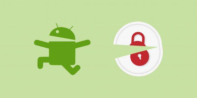Lock Me Out для Android блокирует телефон, если пользоваться им слишком долго