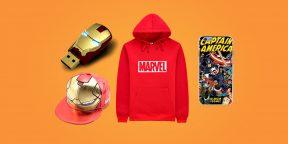 25 крутых товаров с AliExpress для фанатов супергероев Marvel