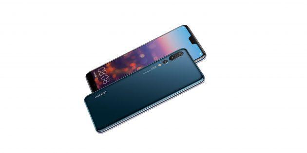 Камеры Huawei P20 Pro и P20 признали лучшими на рынке