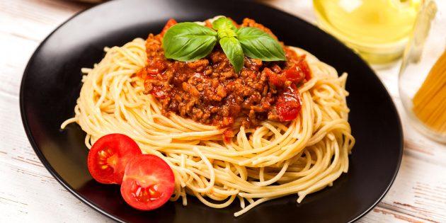 10 классических рецептов пасты
