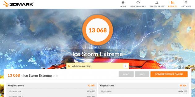 Teclast F7. Ice Storm