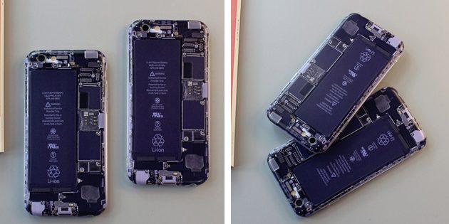 Лучшие чехлы для iPhone: «Прозрачный» чехол