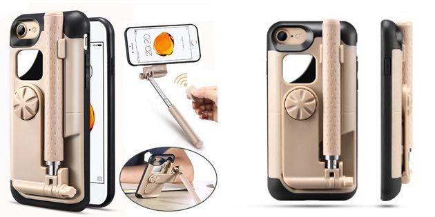 Лучшие чехлы для iPhone: Чехол с селфи-палкой