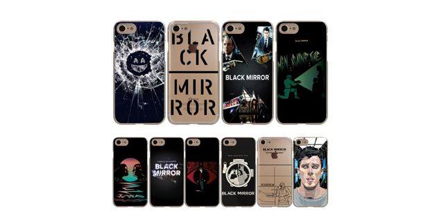 Дешёвые чехлы для iPhone: Чехол «Чёрное зеркало»
