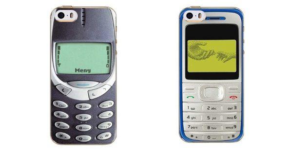 Дешёвые чехлы для iPhone: чехол-мобильник