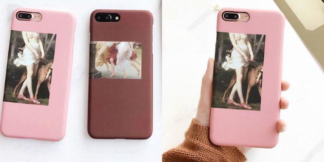 Лучшие чехлы для iPhone: Чехол для любителей живописи