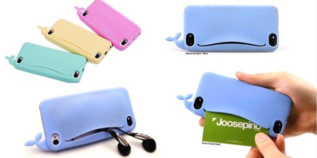 Лучшие чехлы для iPhone: Чехол-кит