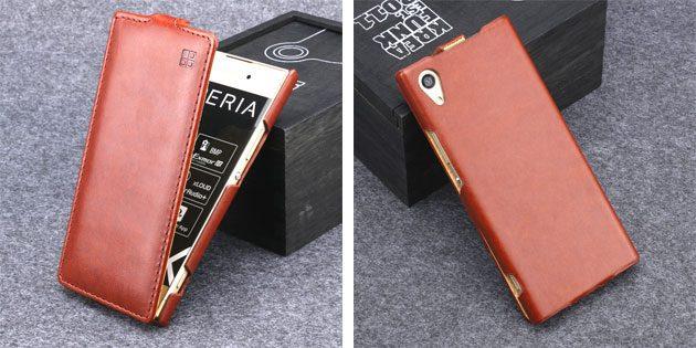чехол для sony Xperia XA1