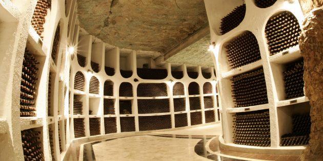 Страны ближнего зарубежья: винный город Криково в Молдавии