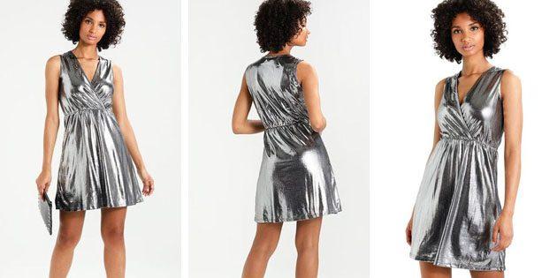 Мини-платье из фактурного текстиля отVero Moda
