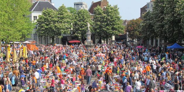Koningsdag (День короля)