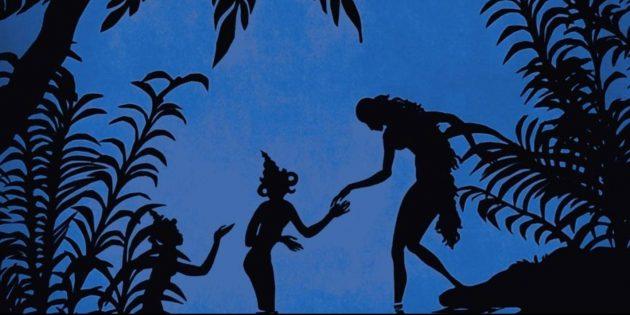 Лучшие анимационные фильмы: Приключения принца Ахмеда