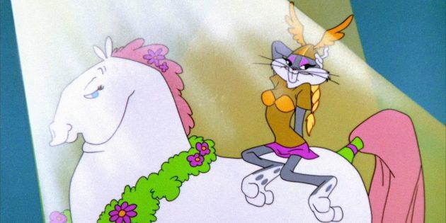 Лучшие анимационные фильмы: Как опера, Док?